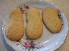 """Бисквитное печенье """"дамские пальчики"""""""