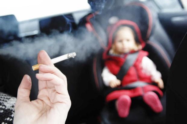 Табачный дым провоцирует онкологию – ученые