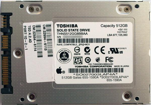 Часть бизнеса Toshiba может приобрести компания Apple