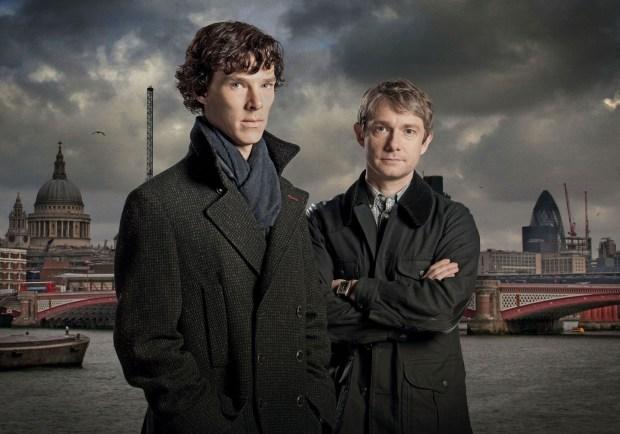 В сети опубликовали трейлер рождественского эпизода сериала Шерлок