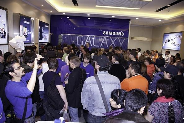В России резко подешевел смартфон Samsung Galaxy S6
