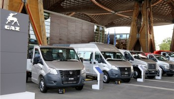 Russian Bus Market Has Grown By 62 During The First Quarter