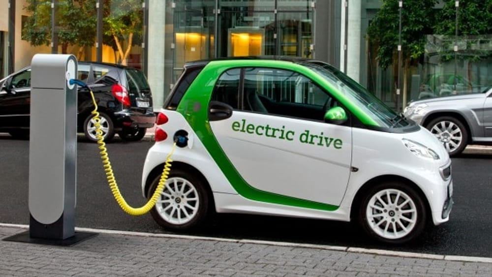 Smart electric cars 1
