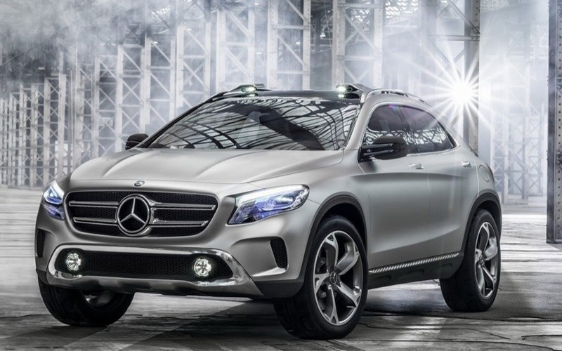 Premium class SUVs and crossovers - Mercedes GLA