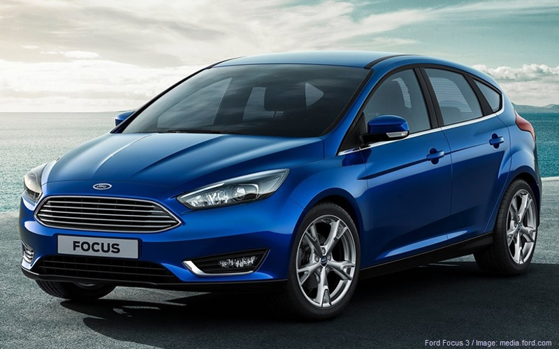 Ford Focus III 2018