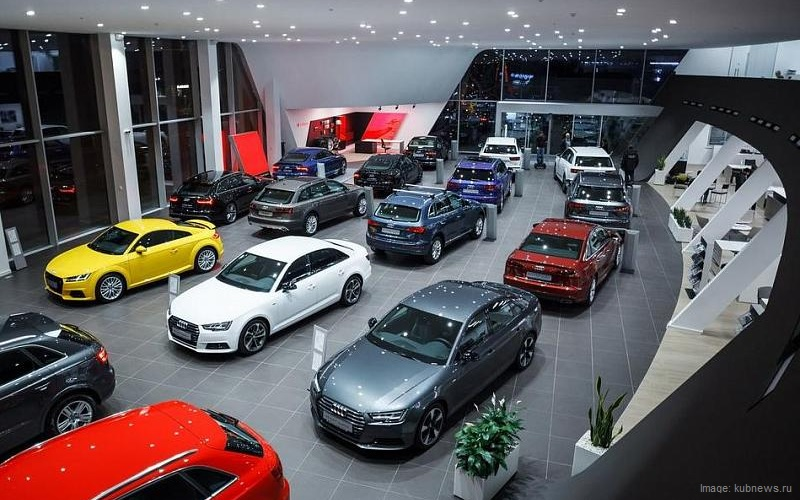 Russian car market - new car prices - car loan programmes