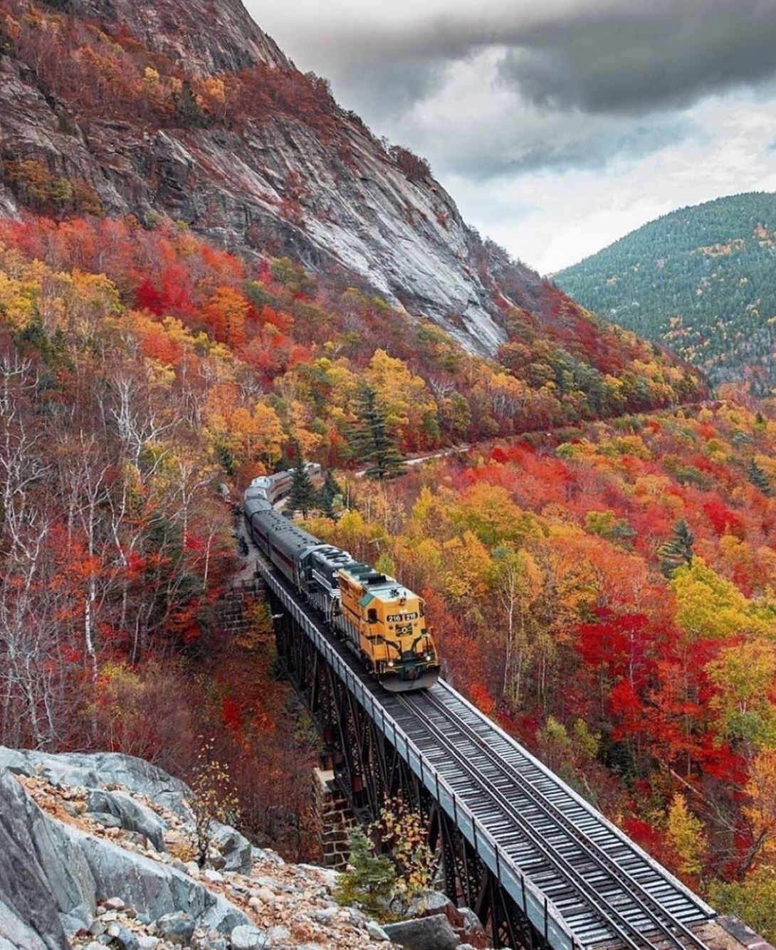 Mountains of New England