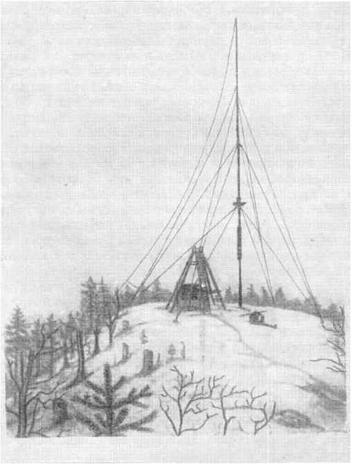 Радиостанция на о. Кутсало
