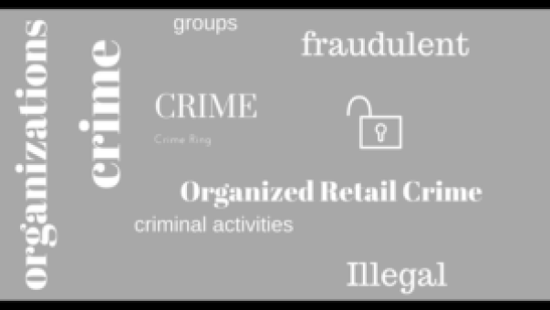 organized retail crime image