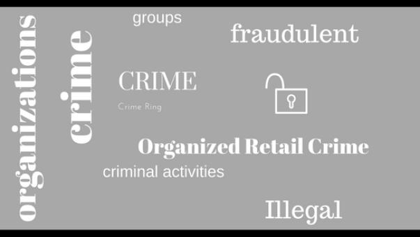 organized retail crime image