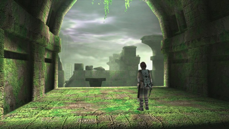 Shadow of the Colossus - Torbogen - Playstation 2 (2006)