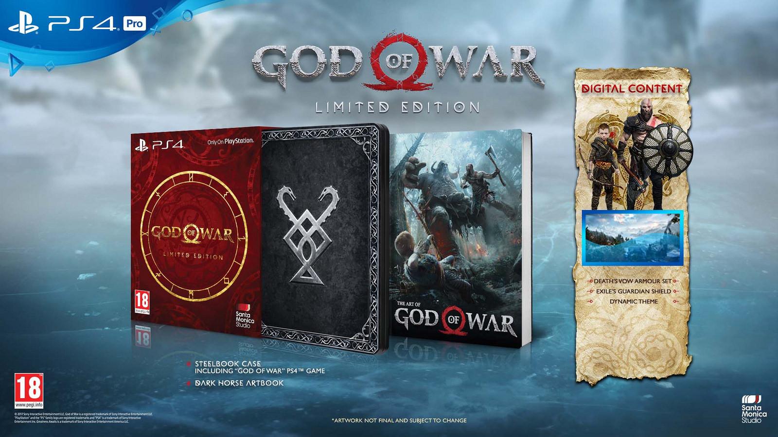 God of War: Limited Edition