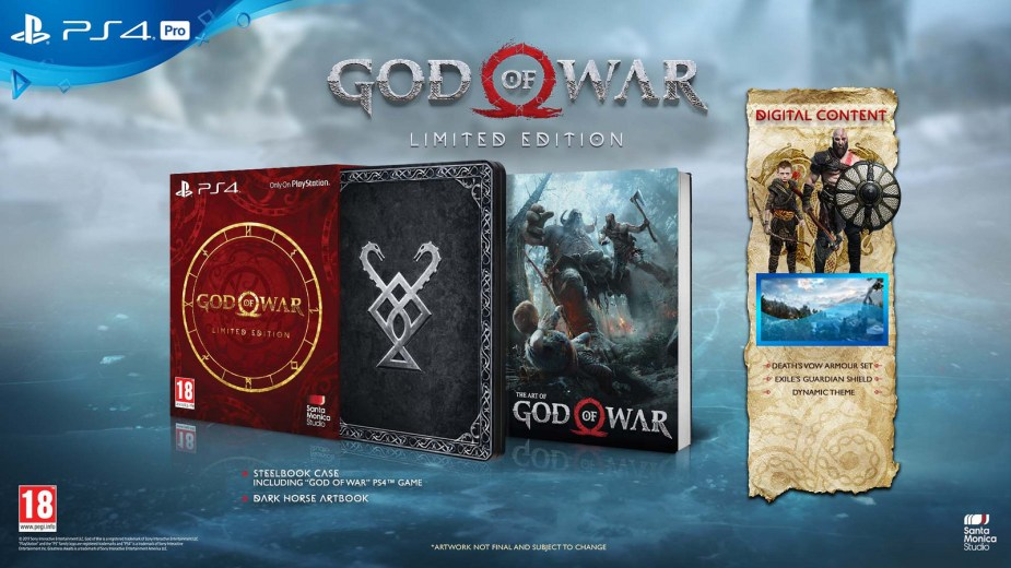God of War: Limited Edition