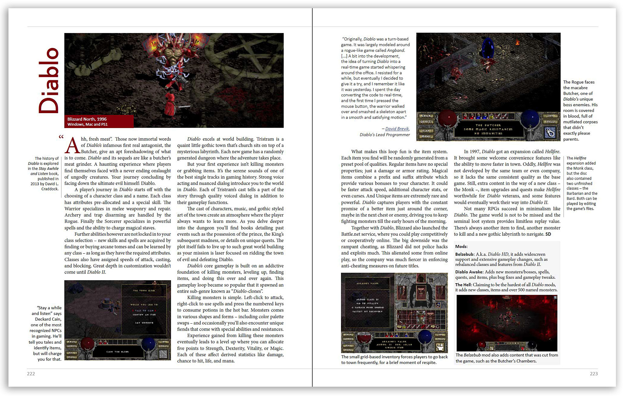 Buch: The CRPG Book Project - Diablo