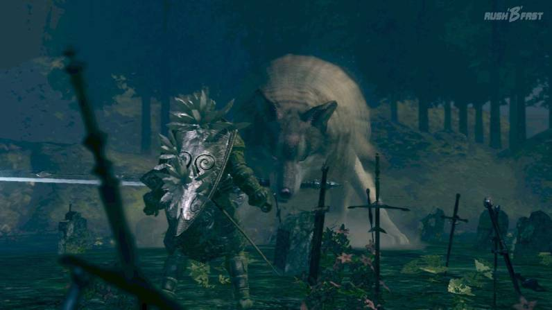 Dark Souls: Prepare To Die Edition - Der Große Graue Wolf Sif / The Great Grey Wolf Sif