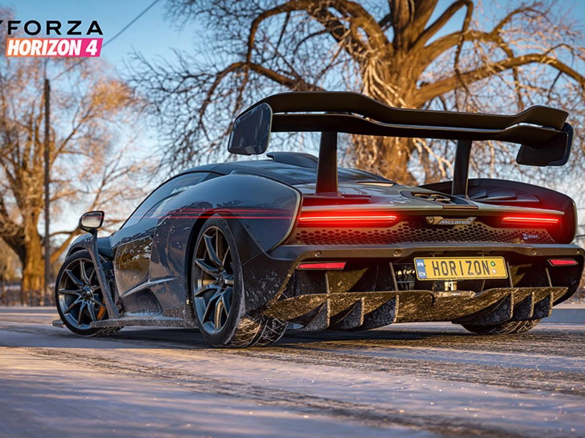 Forza Horizon 4 - McLaren Senna