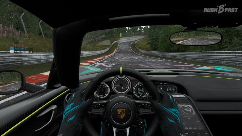 Forza Motorsport 7: HUD deaktiviert