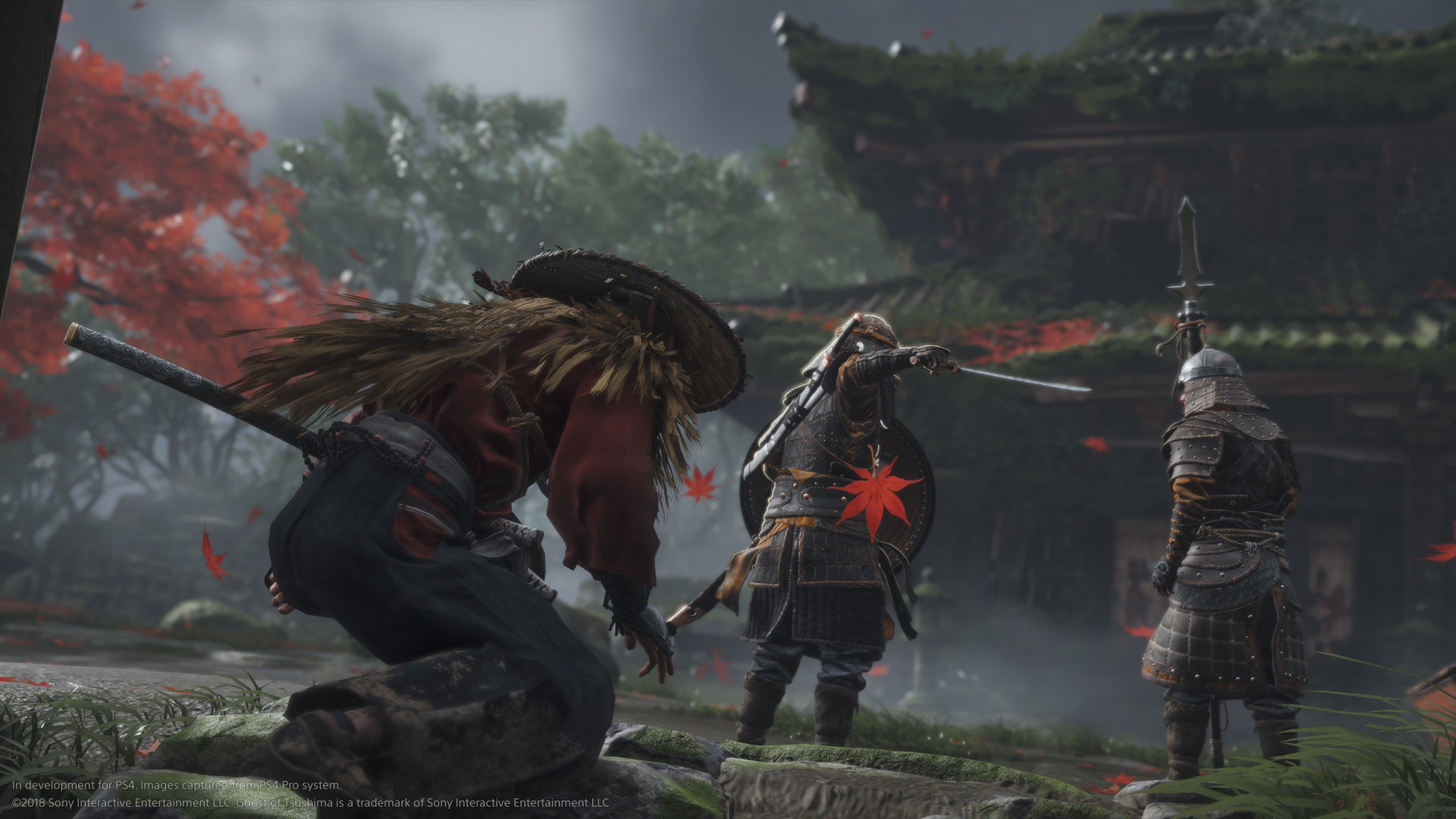 Quelle: Sony Interactive Entertainment - Ghost of Tsushima