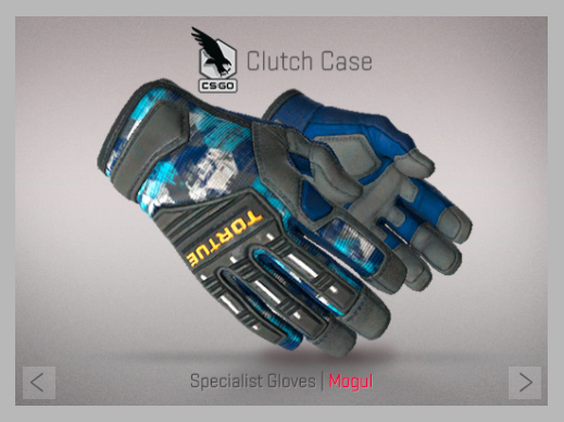 Specialist Gloves | Mogul