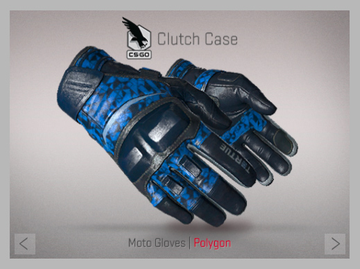 Moto Gloves | Polygon