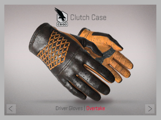 Driver Gloves | Overtake