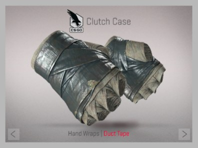 Hand Wraps | Duct Tape