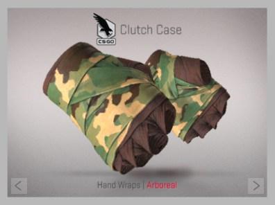 Hand Wraps | Arboreal