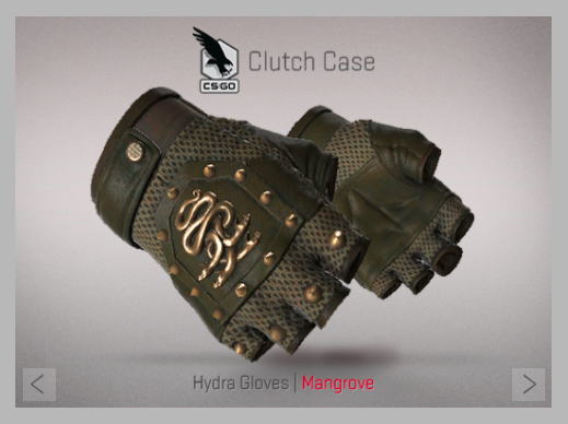 Hydra Gloves | Mangrove