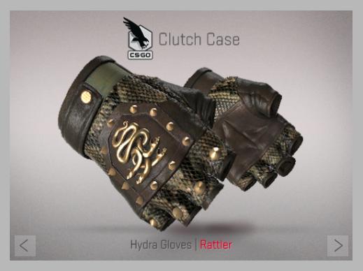 Hydra Gloves | Rattler