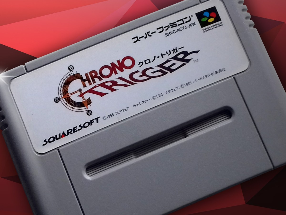 Hidden Gem: Super Famicom (Super Nintendo) - Chrono Trigger