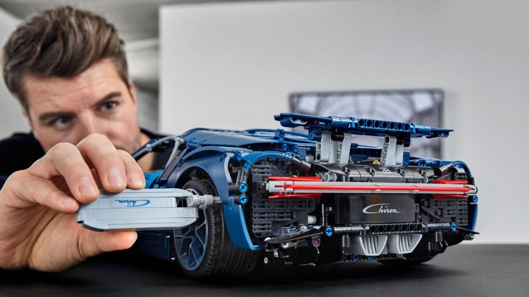 LEGO Technic Chiron - Topspeed-Schlüssel