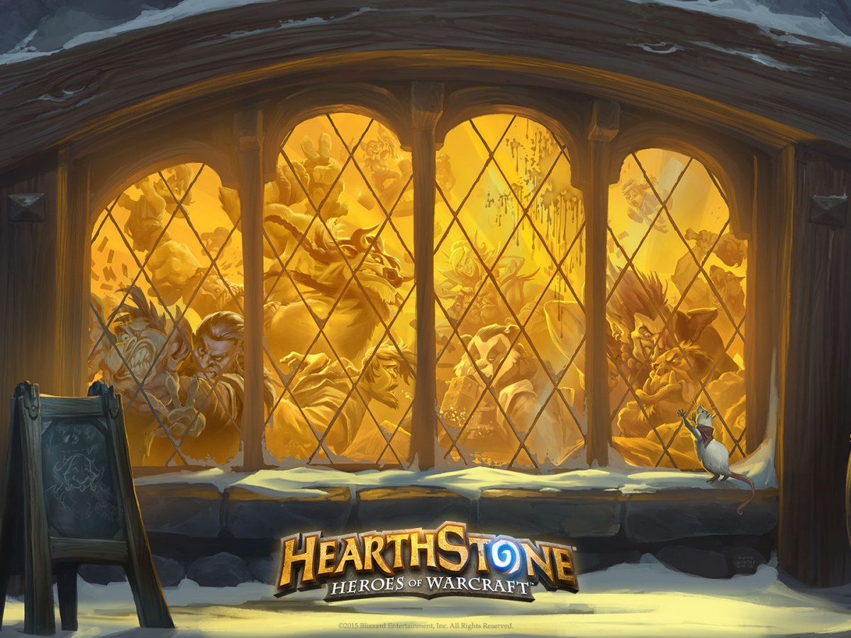 Hearthstone Tavern Brawl Wallpaper
