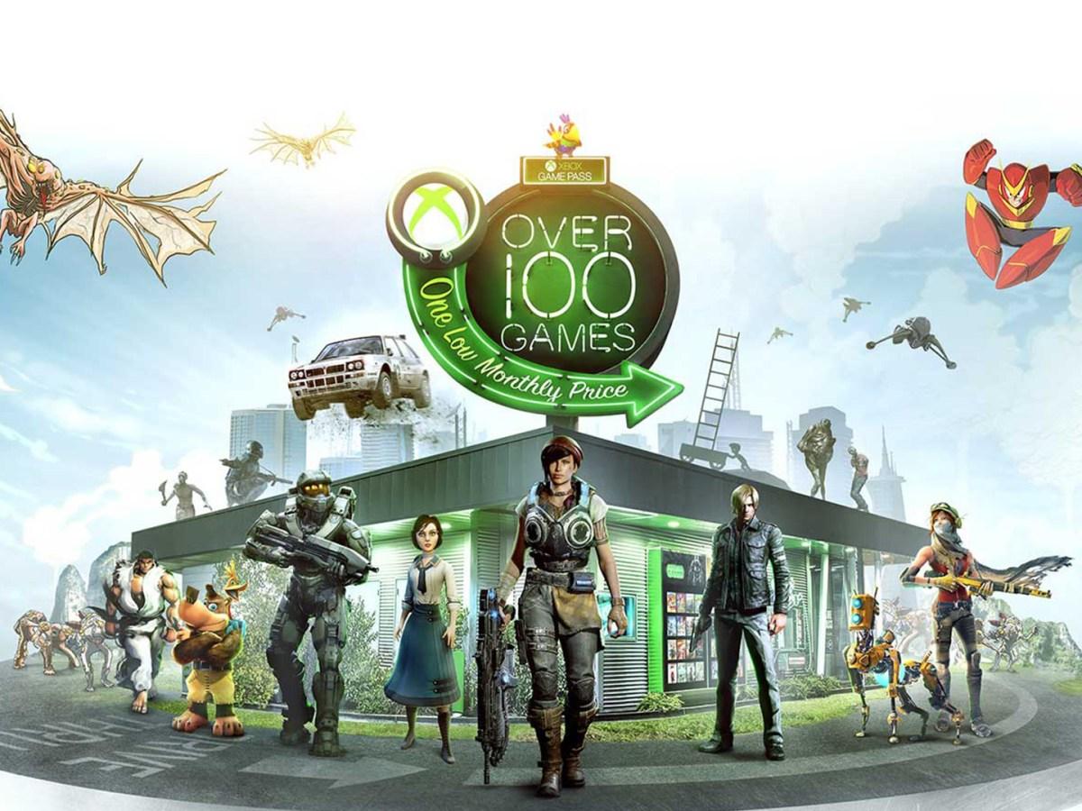 Microsoft: Artwork Xbox Game Pass