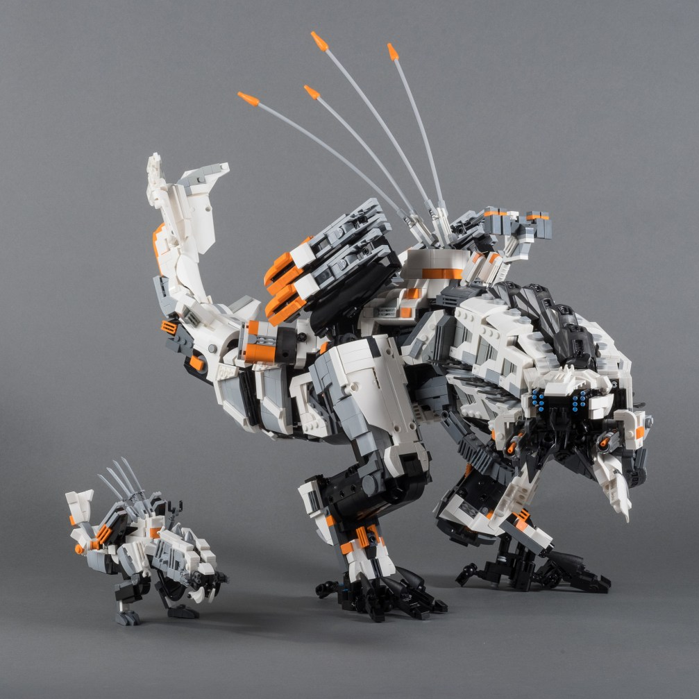 Quelle: flickr - Marius Herrmann - Mini-Thunderjaw/Donnerkiefer
