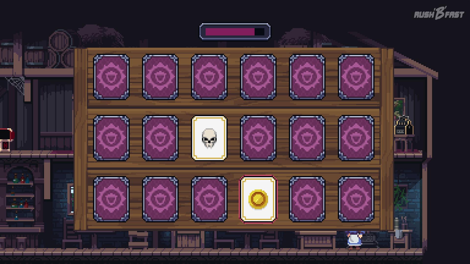 Chasm - Spiel im Spiel - Memory