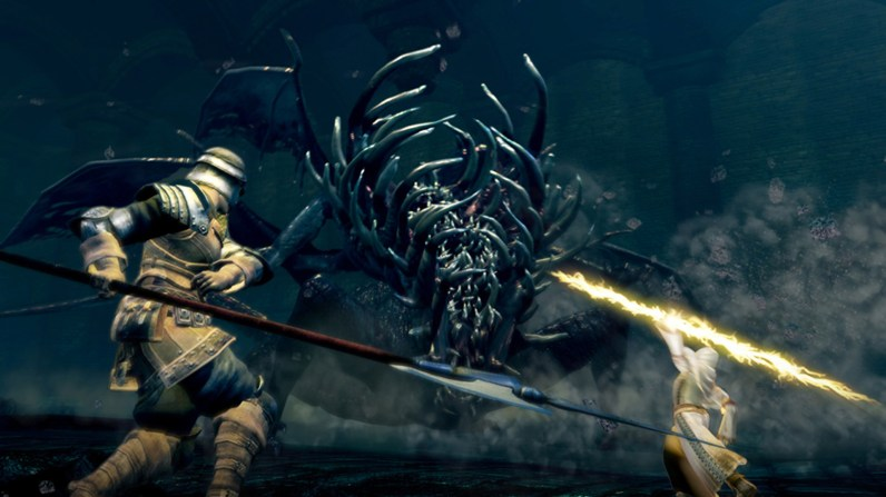 Dark Souls: Remastered - Klaffdrache