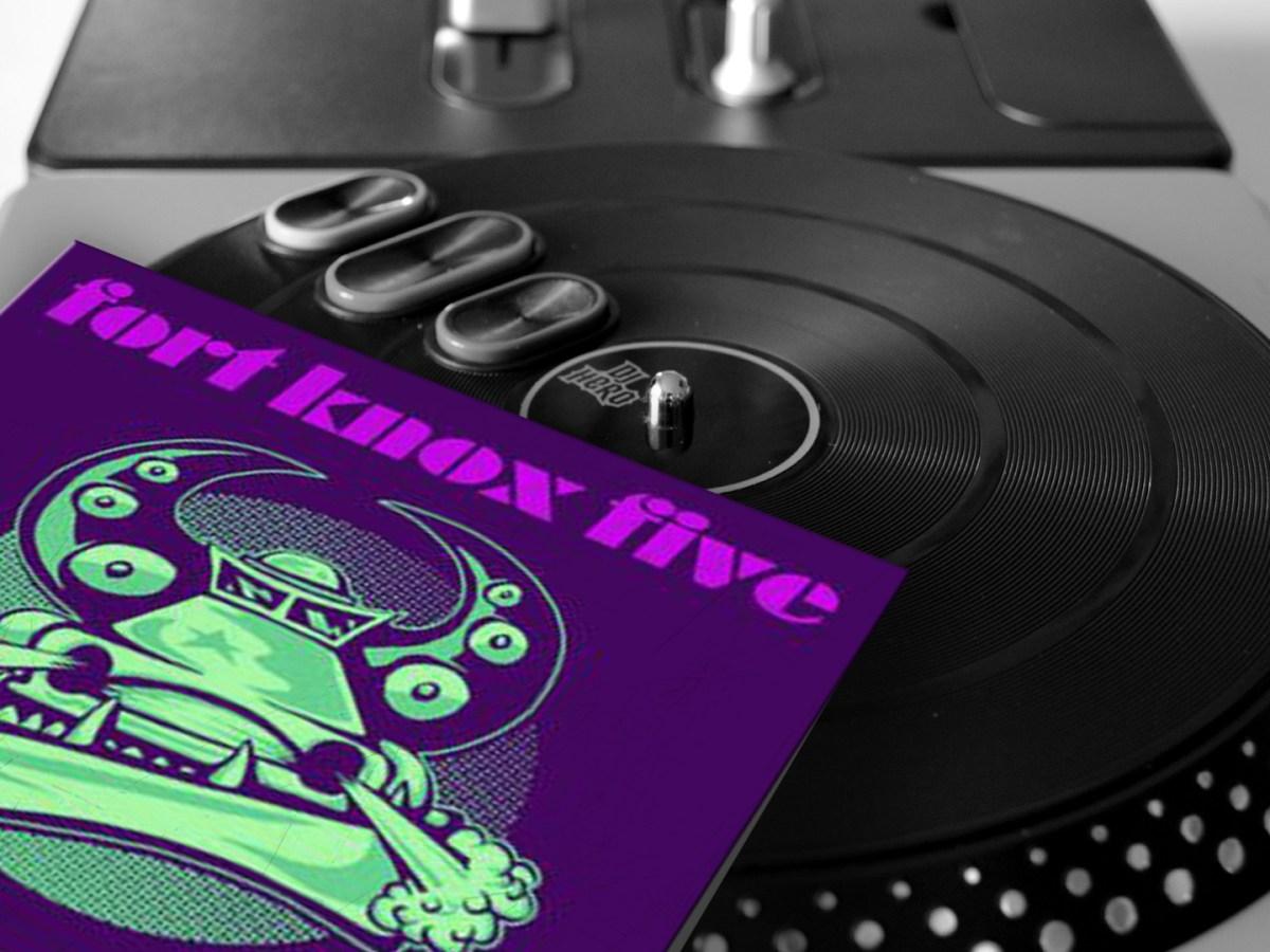 """Fort Knox Five presents """"RIPEcast Guest Mix (October 2012)"""""""
