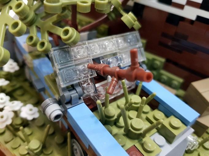 Quelle: flikr/Christophe - LEGO: The Last of Us - Natur vs. Auto