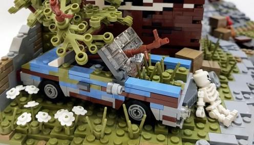 Quelle: flikr/Christophe - LEGO: The Last of Us - Durchbruch