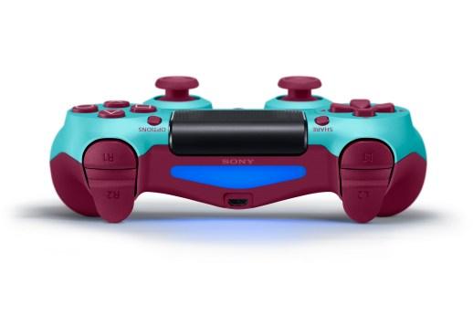 DUALSHOCK 4 Wireless-Controller - Berry Blue