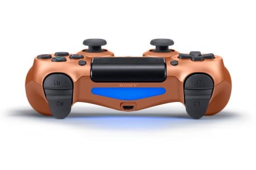 DUALSHOCK 4 Wireless-Controller - Copper