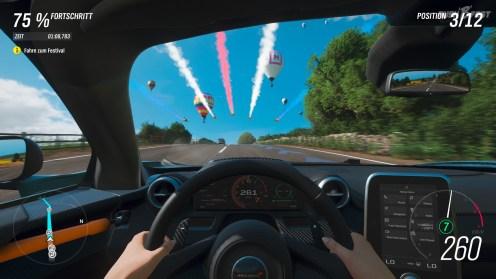 Forza Horizon 4 Demo - McLaren Senna Cockpit