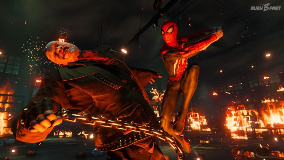 Marvel's Spider-Man - Wo die Spinne einen Treffer landet, wächst kein Gras mehr!