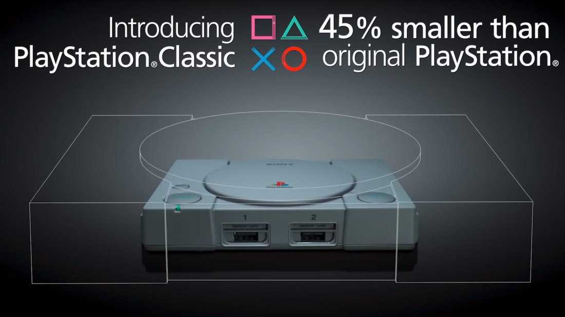 Quelle: Youtube/PlayStation DACH - PlayStation Classic Trailer