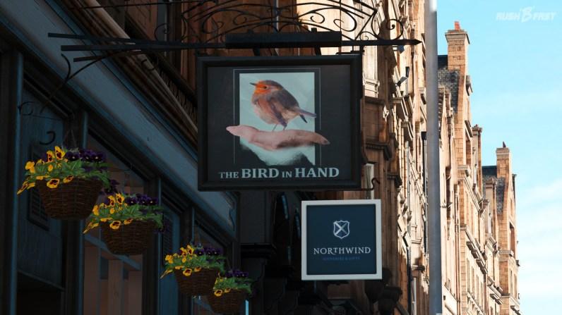 Forza Horizon 4 - The Bird in Hand Shop in Edinburgh