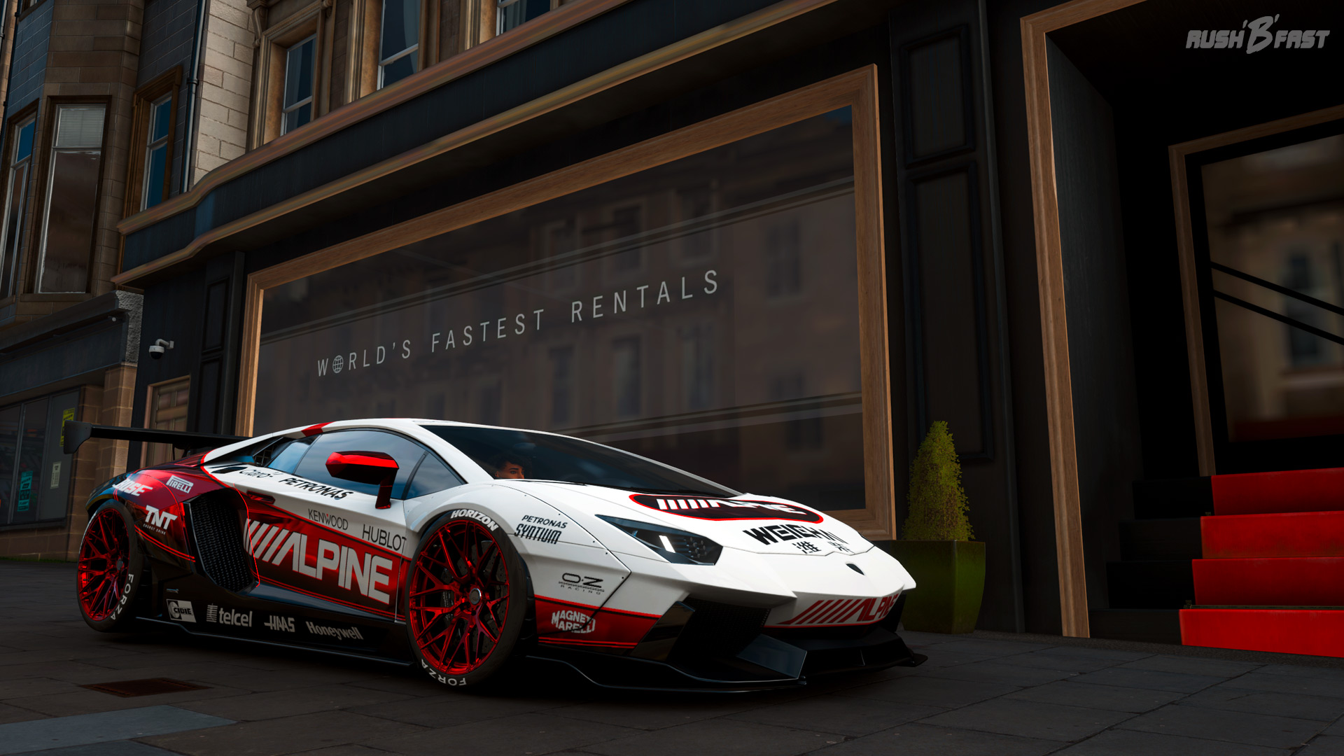 Forza Horizon 4 - Die weltschnellste Autovermietung