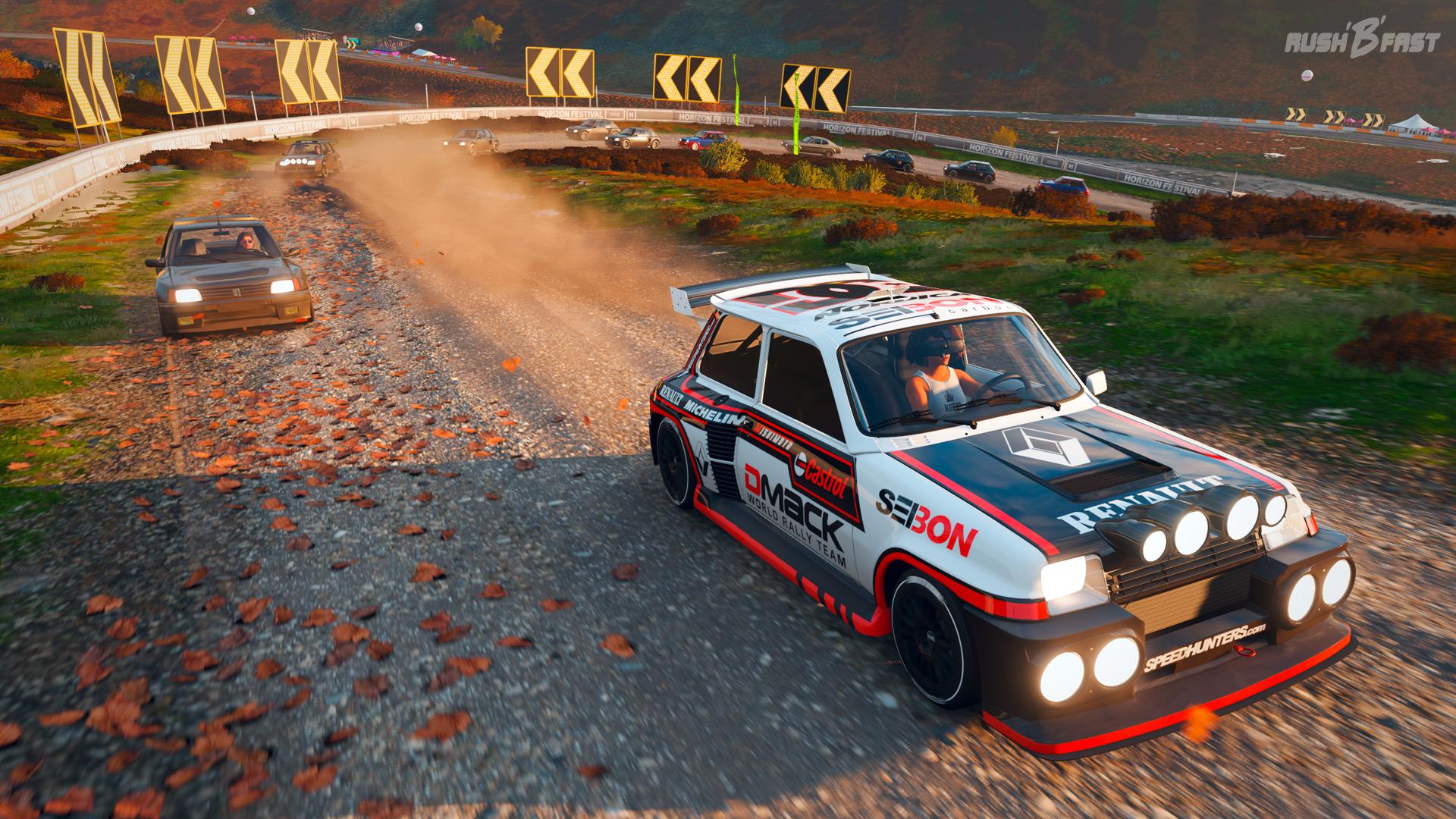 Forza Horizon 4 - Querfeldein-Rennen