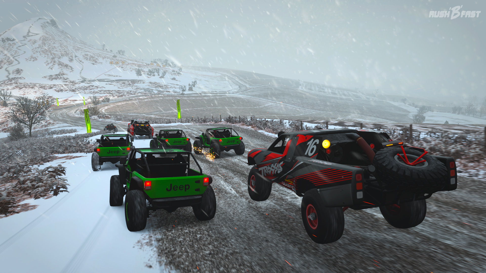Forza Horizon 4 - Winter