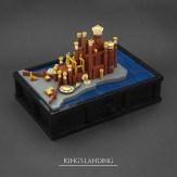 Jonas Kramm - LEGO: GoT - King's Landing
