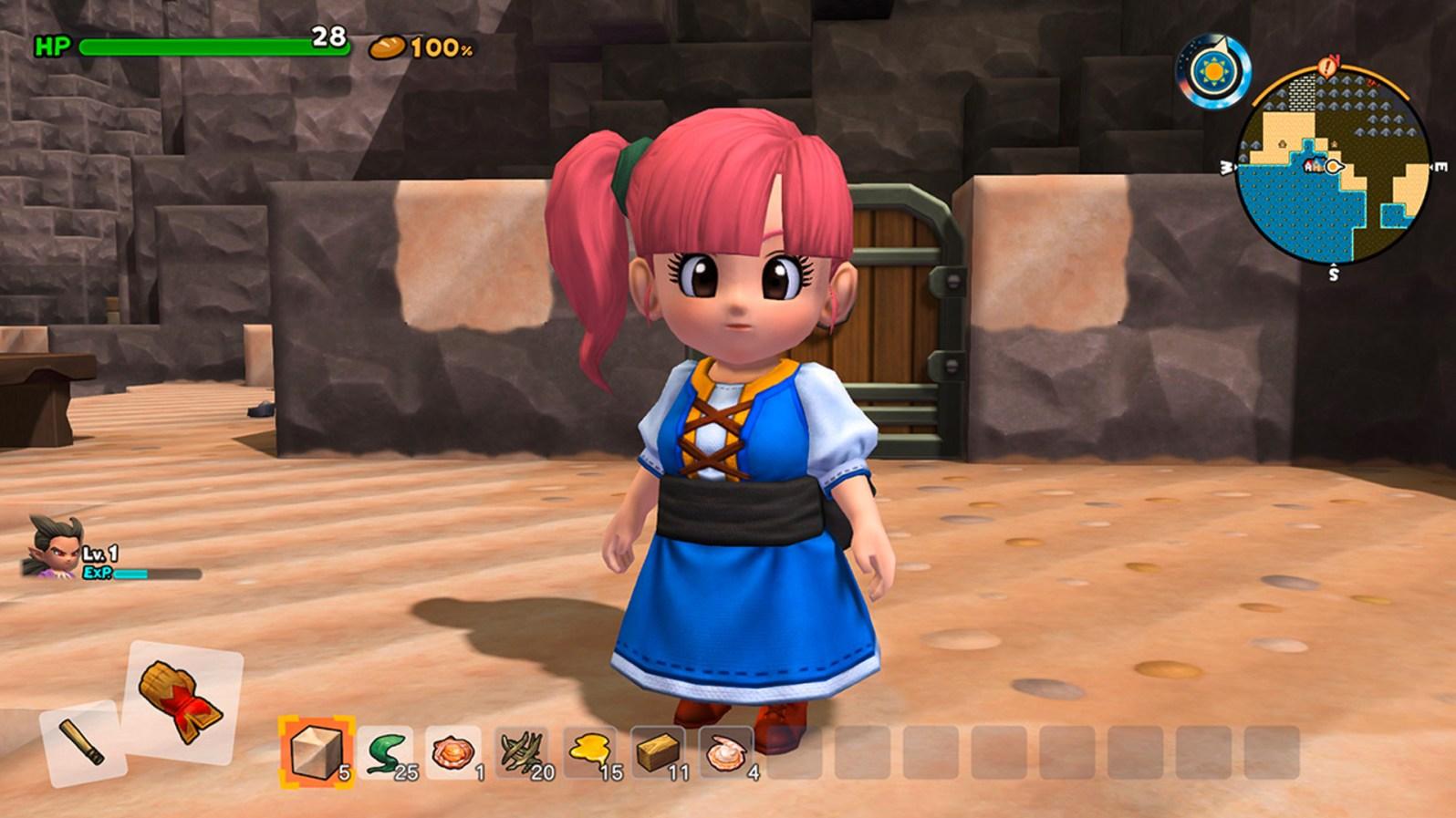 Quelle: dragonquest.jp - Dragon Quest Builders 2